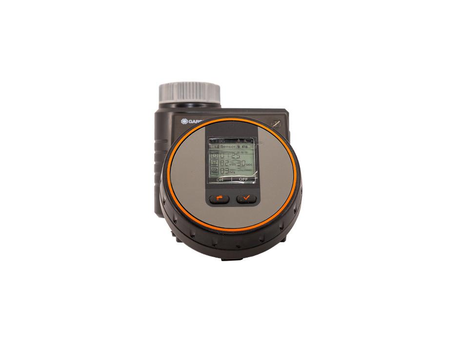 Back-flushing unit for filter/siphon unit