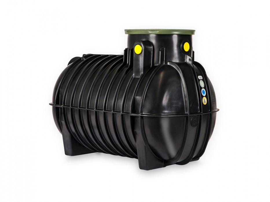 Home and Garden Comfort, traffic-bearing tank kit