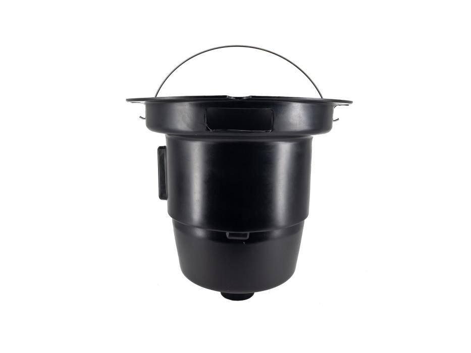Manhole basket filter