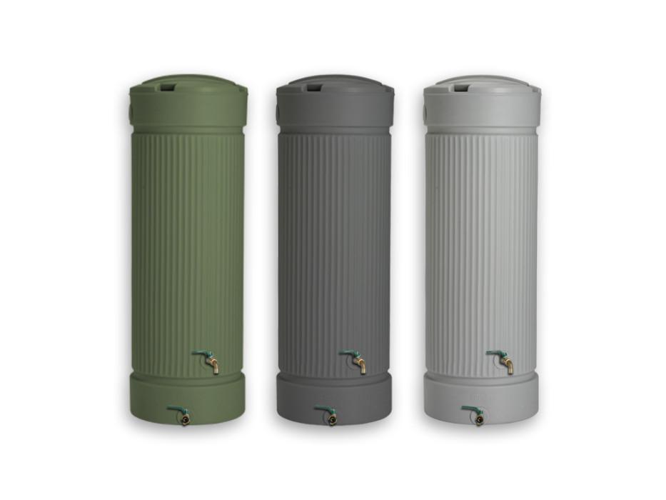 Rainwater column tank - column tank