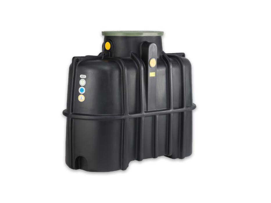 Slim tank 3.000-litre